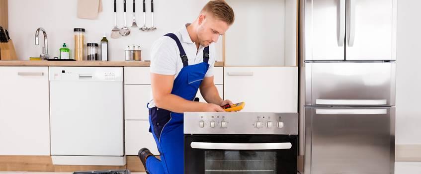 D&J Oven Repair Services