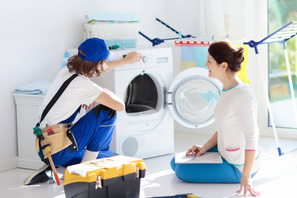 D and J Washer Repair Service
